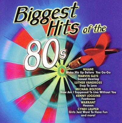 Various - Biggest Hits Of The '80s