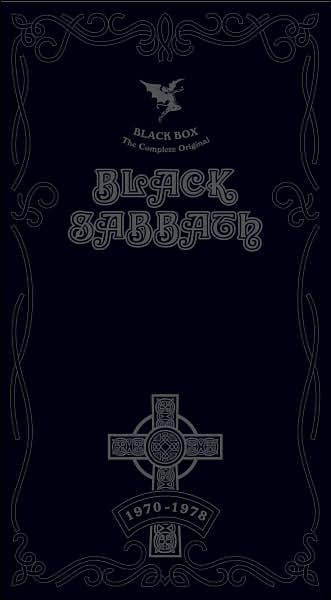Black Sabbath - Black Box: The Complete Original Black Sabbath (1970-1978) [Box]