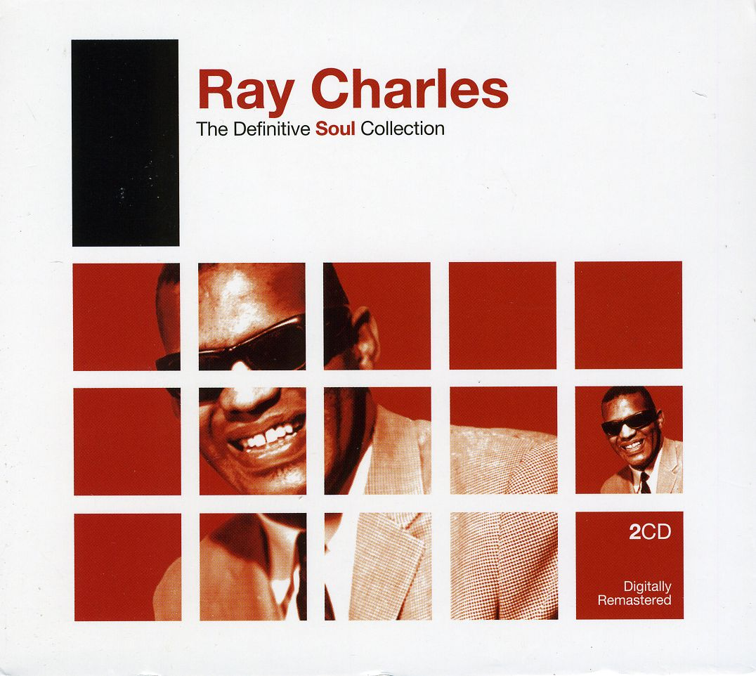Ray Charles - Definitive Soul
