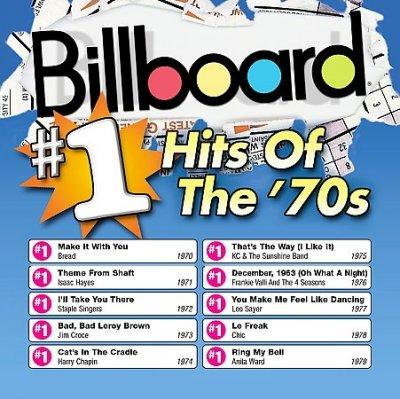 Various - Billboard No 1 Hits of the 70s