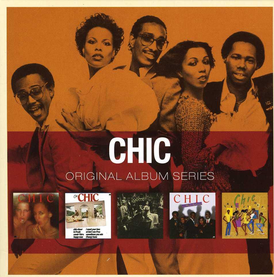 CHIC - ORIGINAL ALBUM SERIES