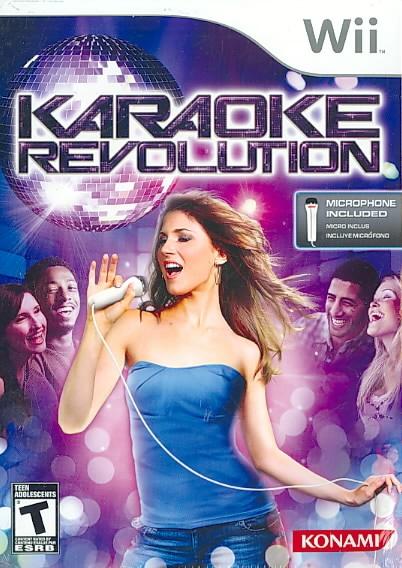 Wii - Karaoke Revolution