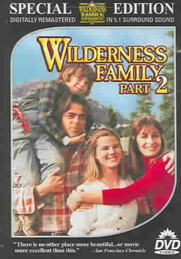 Wilderness Family Trilogy (DVD)