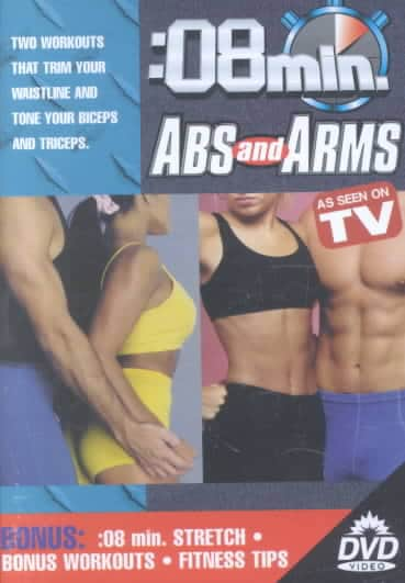 8 Minute Abs/ 8 Minute Arms (DVD)