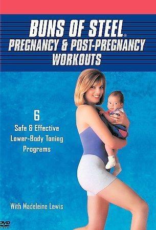 Buns of Steel: Pregnancy/Post Pregnancy Workouts (DVD)
