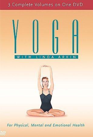Yoga with Linda Arkin: Relaxation & Rejuvenation, Strength & Flexibility (DVD)