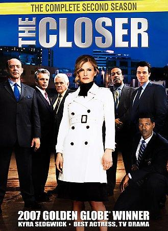 The Closer: The Complete Second Season (DVD) - Thumbnail 0