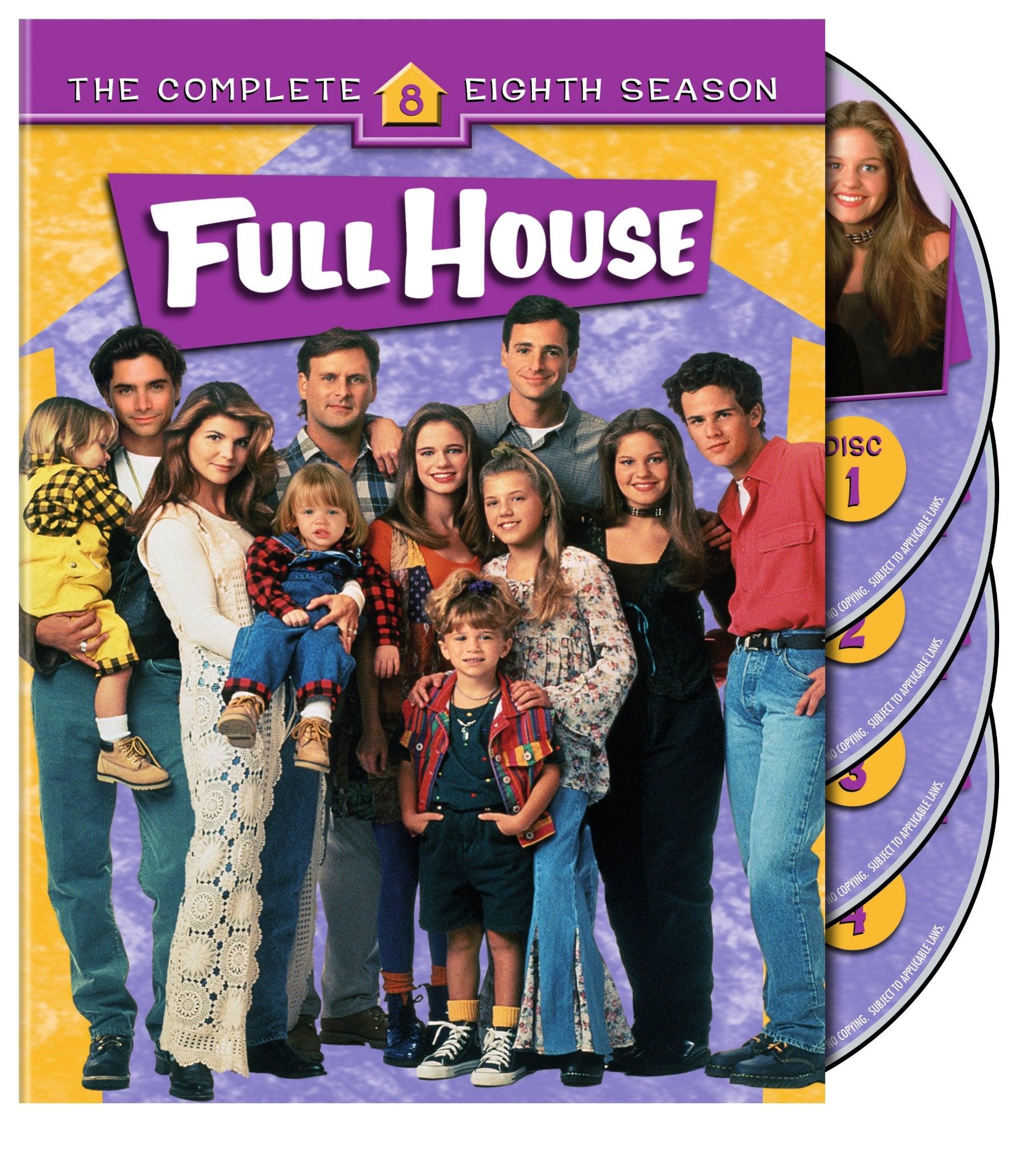 Full House: The Complete Eighth Season (DVD)