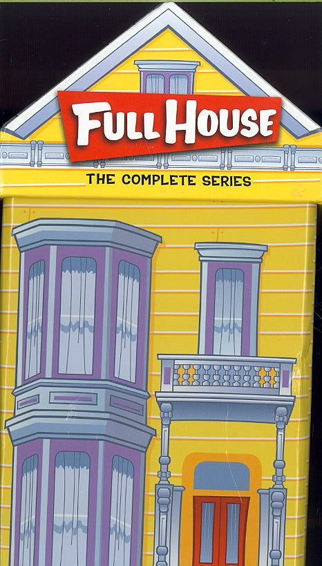 Full House - The Complete Series Collection (DVD)