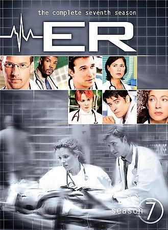 ER: The Complete Seventh Season (DVD)