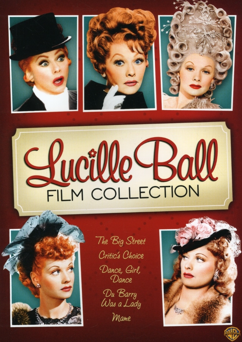 Lucille Ball Film Collection (DVD)