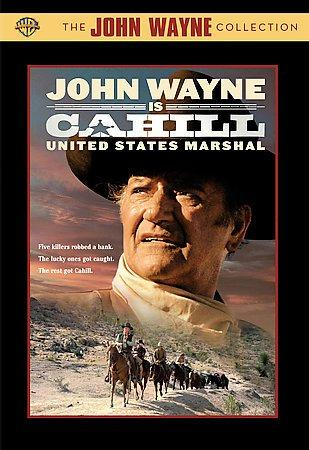 Cahill: U.S. Marshall (DVD)