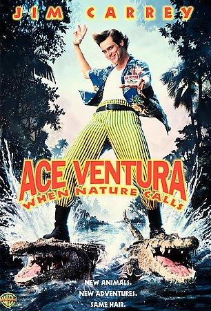 Ace Ventura: When Nature Calls (DVD) - Thumbnail 0