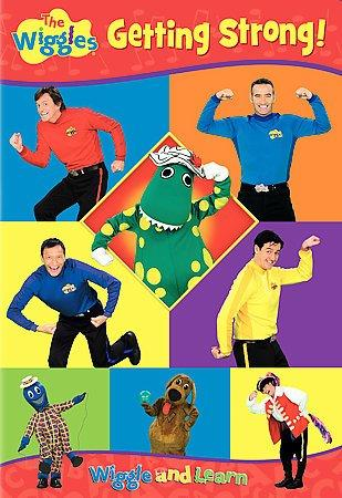 The Wiggles: Getting Strong (DVD)