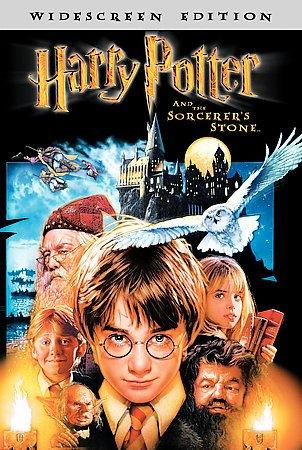 Harry Potter and The Sorcerer's Stone (DVD)