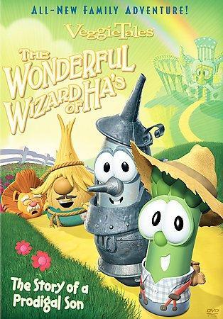 Veggie Tales: The Wonderful Wizard of Ha's (DVD)