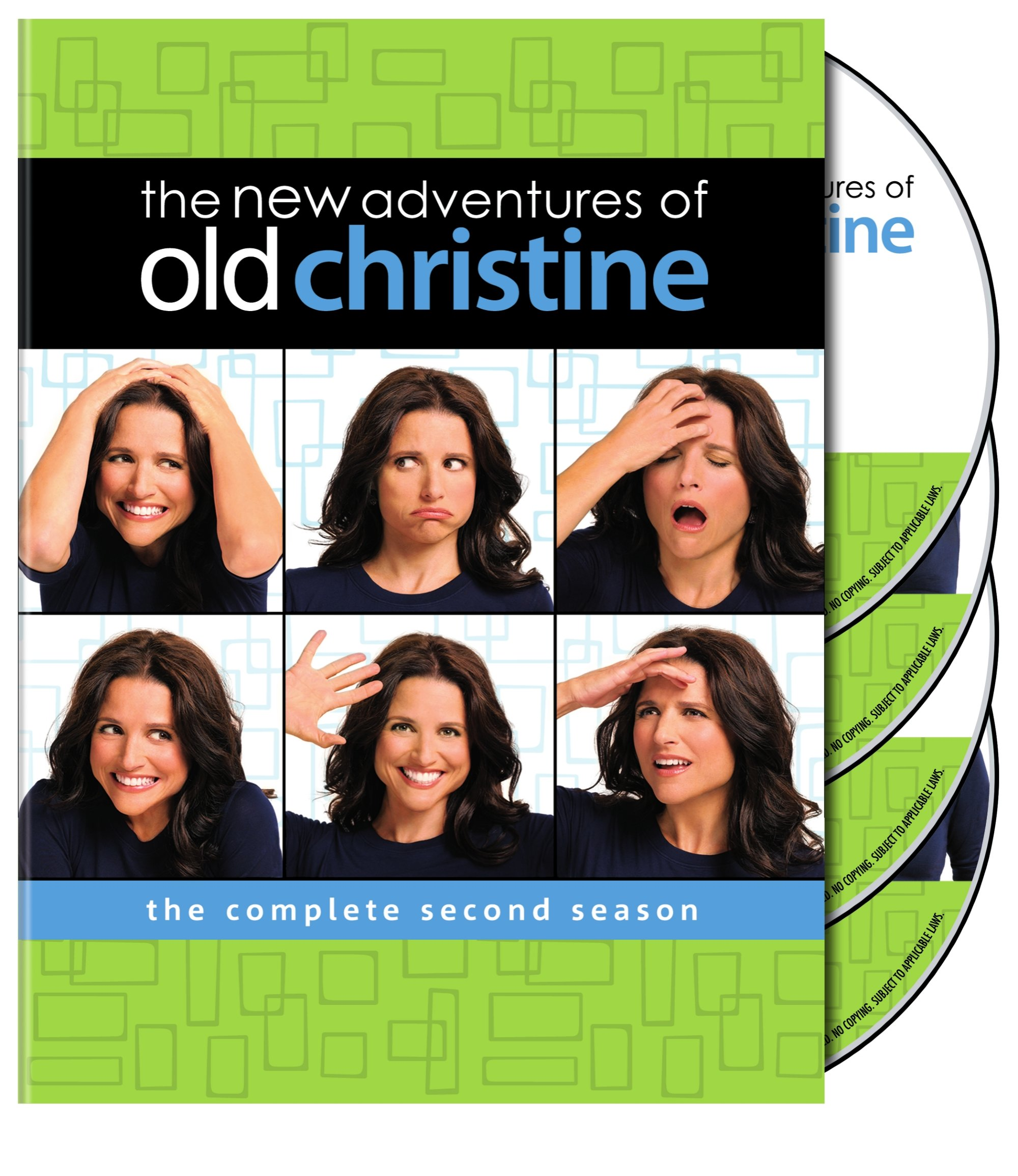 The New Adventures of Old Christine: The Complete Second Season (DVD)