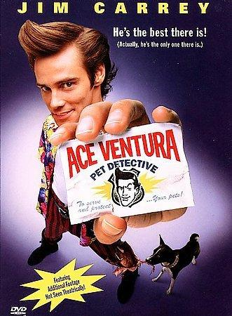 Ace Ventura: Pet Detective (DVD)