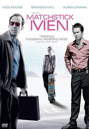Matchstick Men (DVD)
