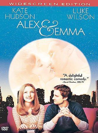 Alex & Emma (DVD)