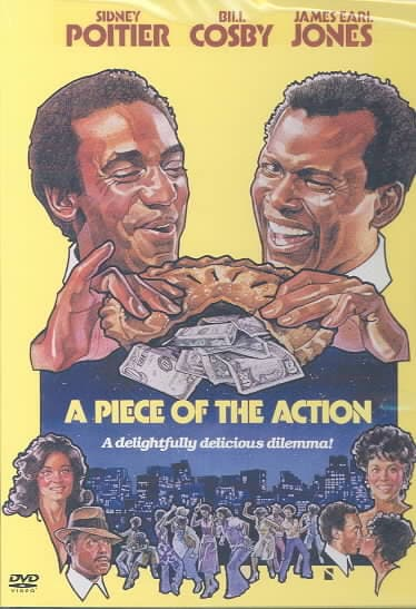 A Piece of the Action (DVD)