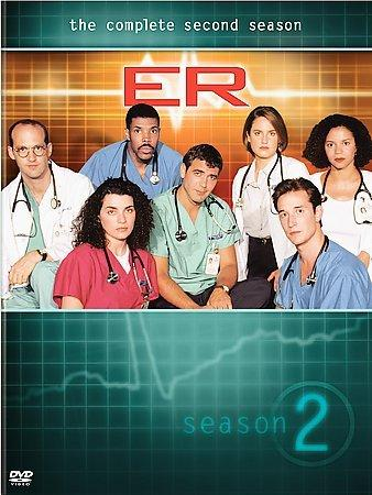 ER: The Complete Second Season (DVD)