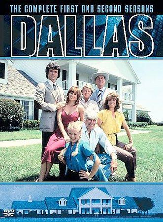 Dallas: The Complete First & Second Seasons (DVD) - Thumbnail 0