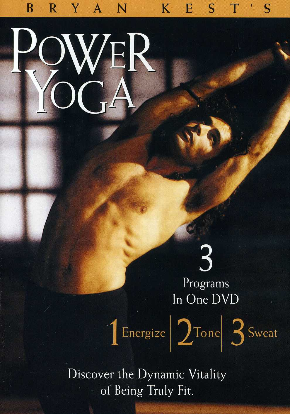 Bryan Kest's Power Yoga (DVD)