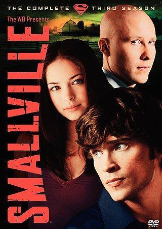 Smallville: The Complete Third Season (DVD)
