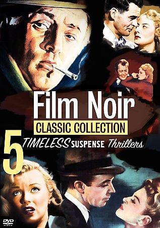 The Film Noir Collection: Vol 1 (DVD)