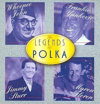 Various - Legends of Polka