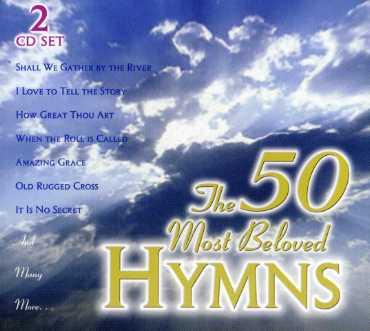 Various - 50 Most Beloved Hymns
