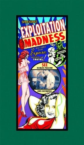 Exploitation Madness - 10 Disc Set (DVD)