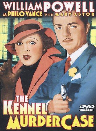 Kennel Murder Case (DVD)