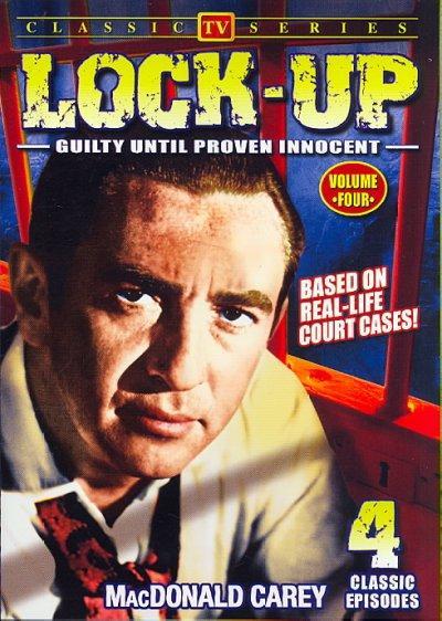 Lock-Up: Vol 4 (DVD)