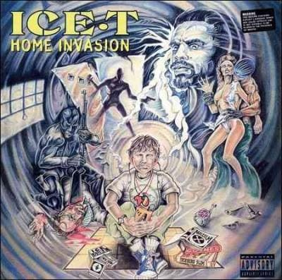 Ice-T - Home Invasion (Parental Advisory)