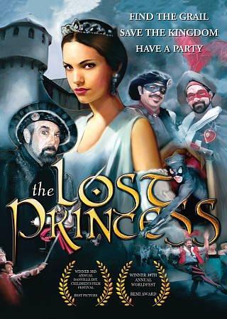 The Lost Princess (DVD)