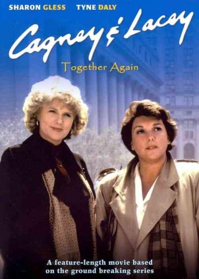 Cagney & Lacey: Together Again (DVD)