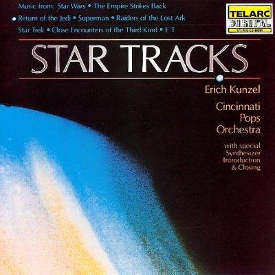 Cincinnati Pops Orchestra - Star Tracks
