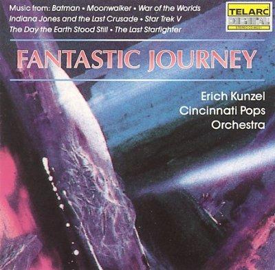 Cincinnati Pops Orchestra - Fantastic Journey