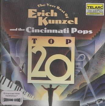 Cincinnati Pops Orchestra - The Very Best of Erich Kunzel