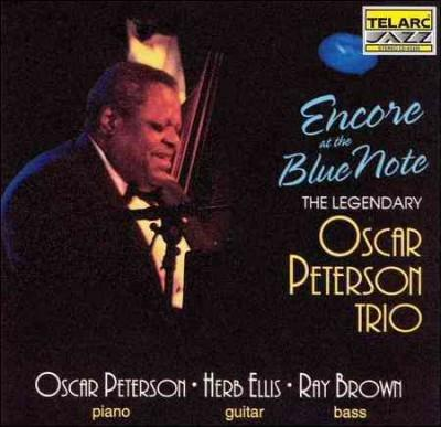 Oscar Peterson - Encore at the Blue Note