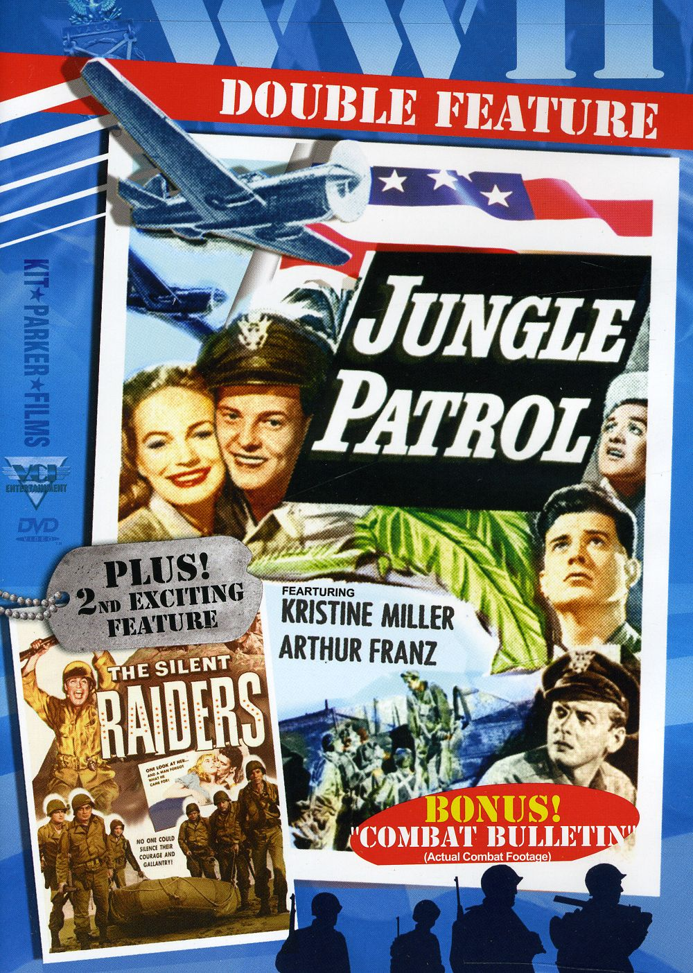 World War II Double Feature (DVD) - Thumbnail 0