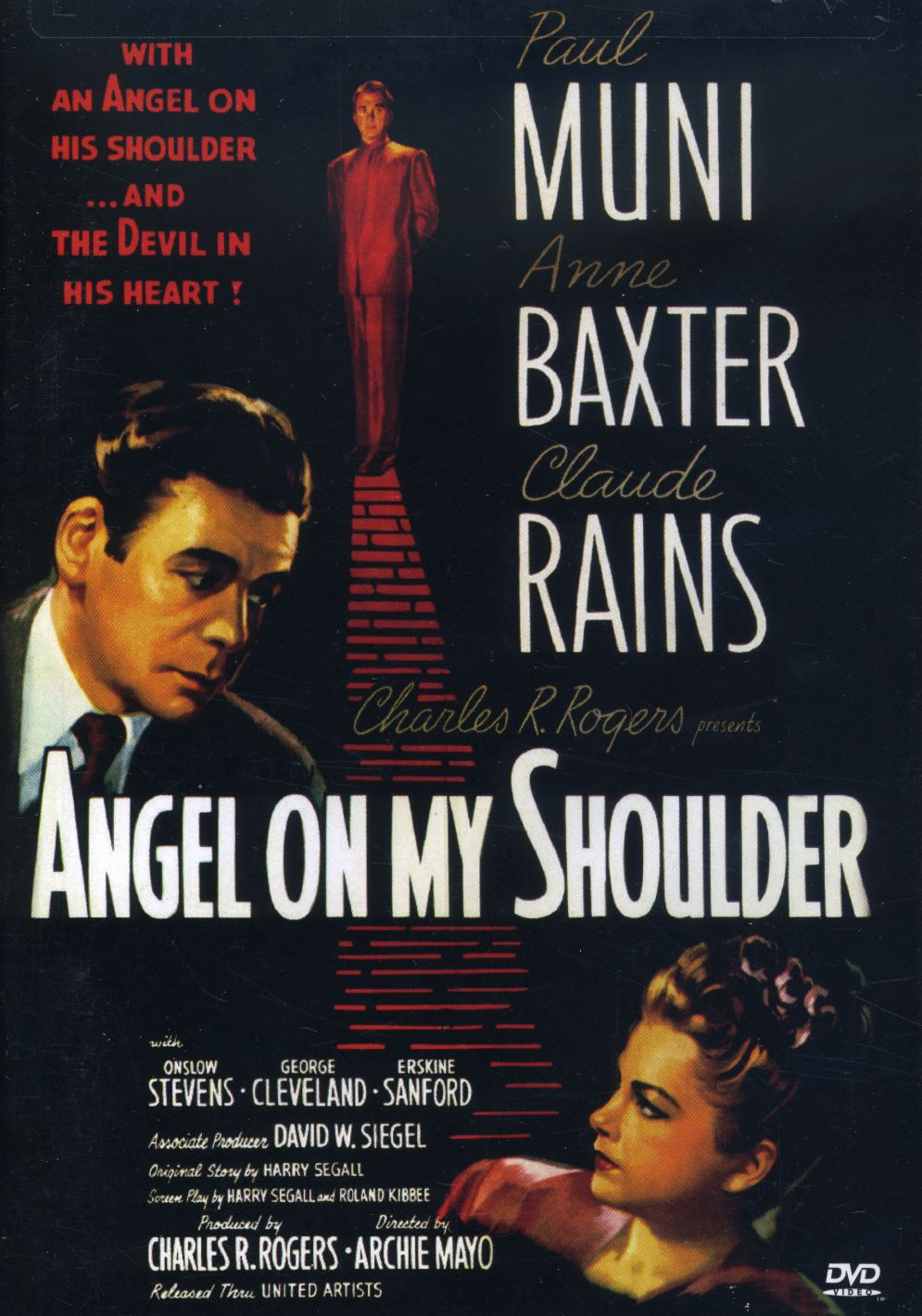 Angel On My Shoulder (DVD)