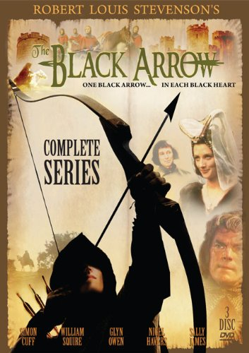 The Black Arrow: The Complete Series (DVD)