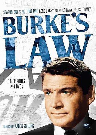 Burke's Law: Season 1 Vol. 2 (DVD)