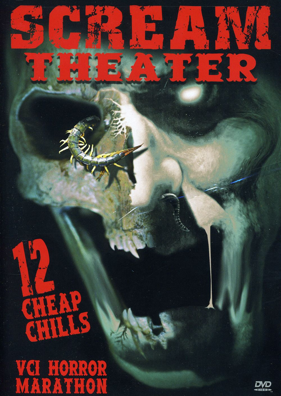Scream Theater: The Sadistic 70s Cheap Chills Horror Marathon (DVD)