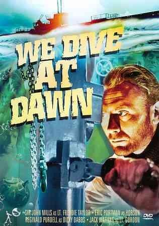 We Dive At Dawn (DVD)
