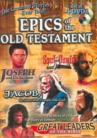 Epics Of The Old Testament Collection (DVD)