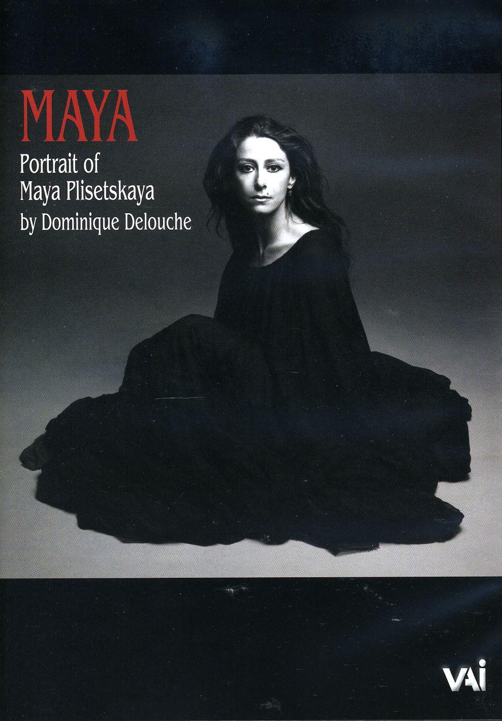 Maya: Portrait of maya Plisetkaya (DVD)
